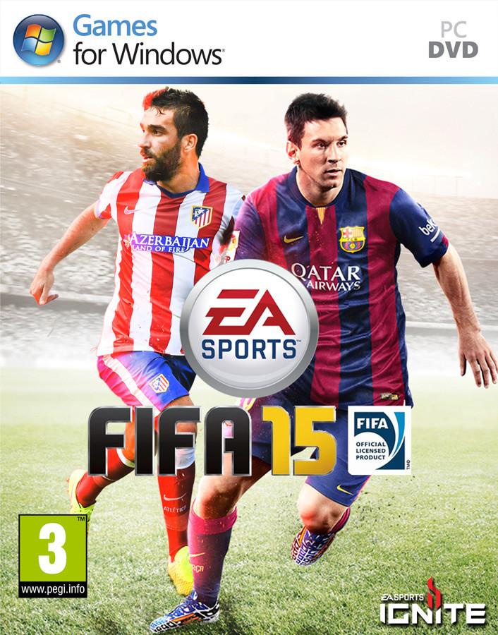 fifa 15 full tek link indir , fifa 2015 full torrent indir, fifa 15 full crack indir